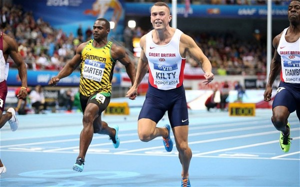 Richard Kilty (Getty Images)